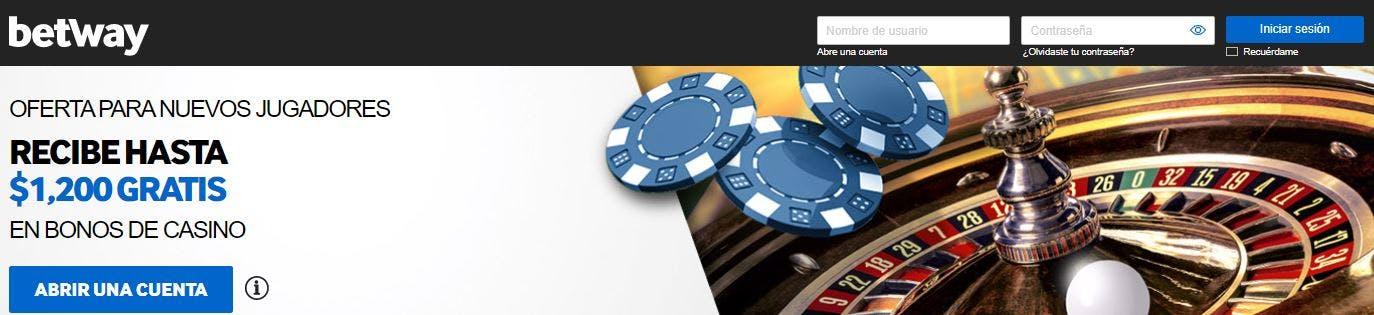 betway casino online en venezuela