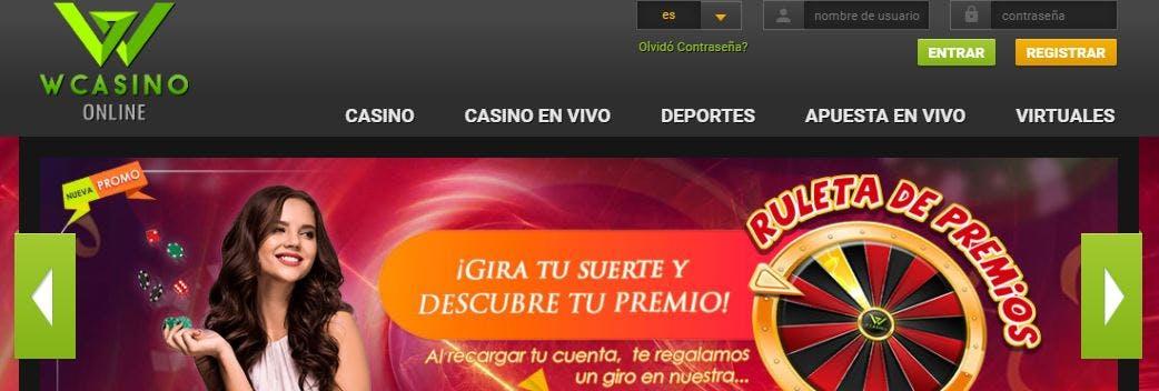 wcasino online en venezuela