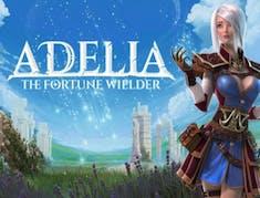 Adelia: The Fortune Wielder logo