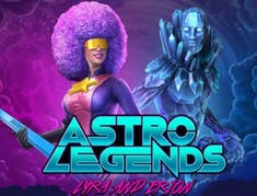 Astro Legends: Lyra and Erion logo