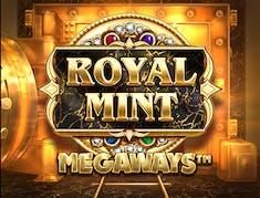 Royal Mint Megaways logo